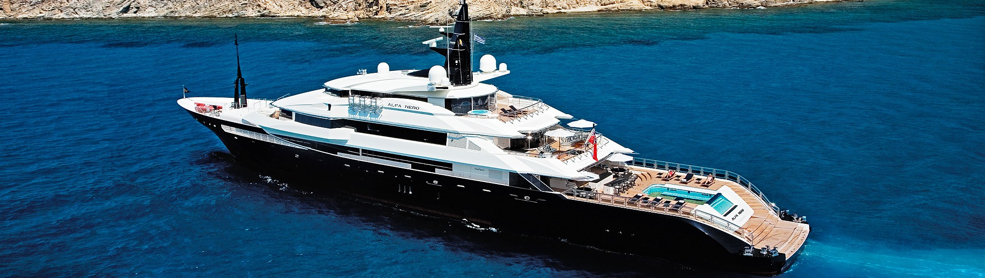 Antarctic yacht charter