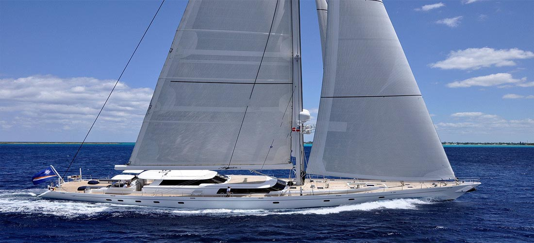 Sailing Yacht Charter 4